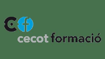 imatge logo CECOT formació
