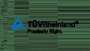 imagen logo TÜV Rheinland 2019